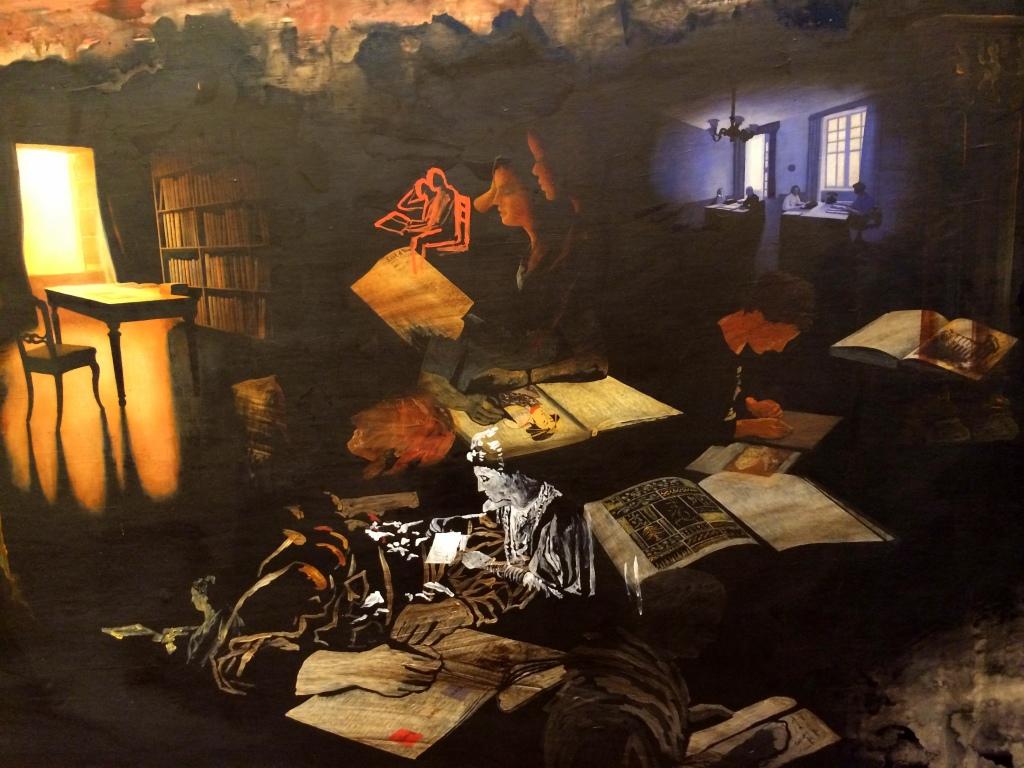 Bibliotek - Nina Sten-Knudsen 2001
